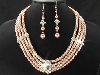 Jewelery Set.Josephine